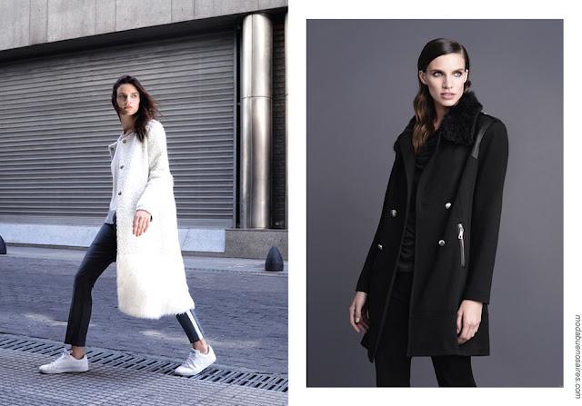 Ropa de moda mujer invierno 2018. Moda mujer otoño invierno 2018.