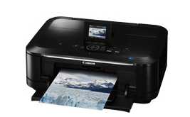 Canon PIXMA MG6100 Driver Download - Windows, Mac, Linux