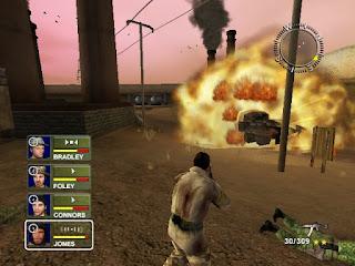 Conflict Desert Storm 2 RIP