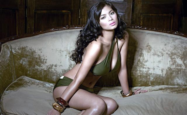 Angel Locsion, FHM Philippines