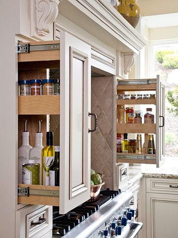 Modern Furniture: Kitchen Storage Ideas 2011