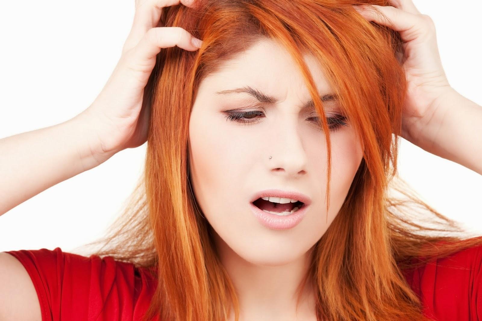Saç derisi neden kaşınır Tedavisi var mıdır