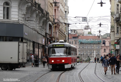 Tatra K2MM, Dopravní podnik města Brna