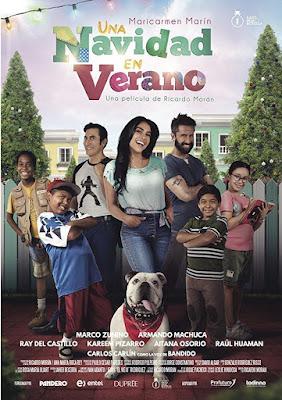 Una Navidad En Verano 2017 Custom HD Latino 5.1