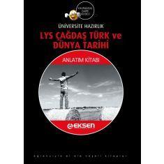 Eksen Yayıncılık - LYS Çağdaş Türk ve Dünya Tarihi - Anlatım Kitabı