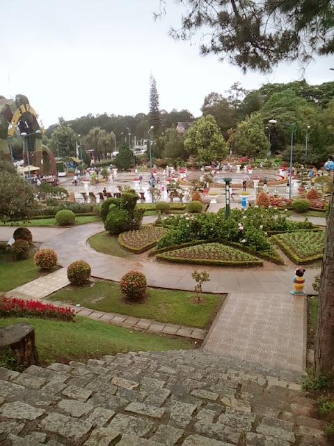 Vườn Hoa- du lịch Đà Lạt