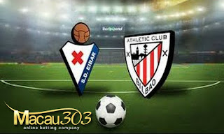 Prediksi Judi Bola Eibar vs Athletic Club 25 April 2017