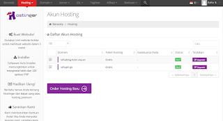 Daftar dan Membuat Hosting Gratis di IdHostinger