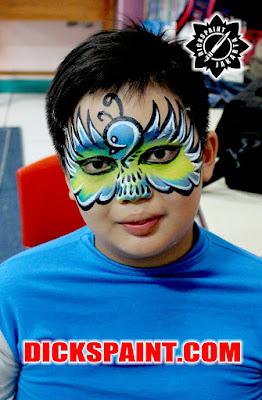 Face Painting Kids Bintaro Tangerang