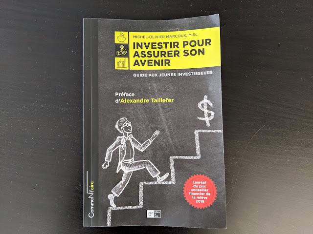 Investir pour assurer son avenir Michel-Olivier Marcoux