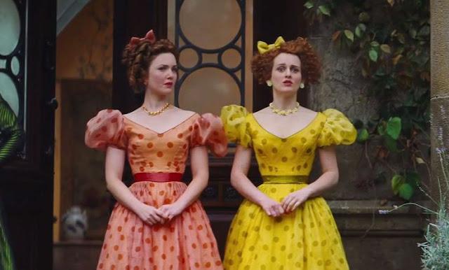 Indicados ao Oscar 2016: Melhor figurino, cinderella, vestidos das irmãs Griselda e Anastasia