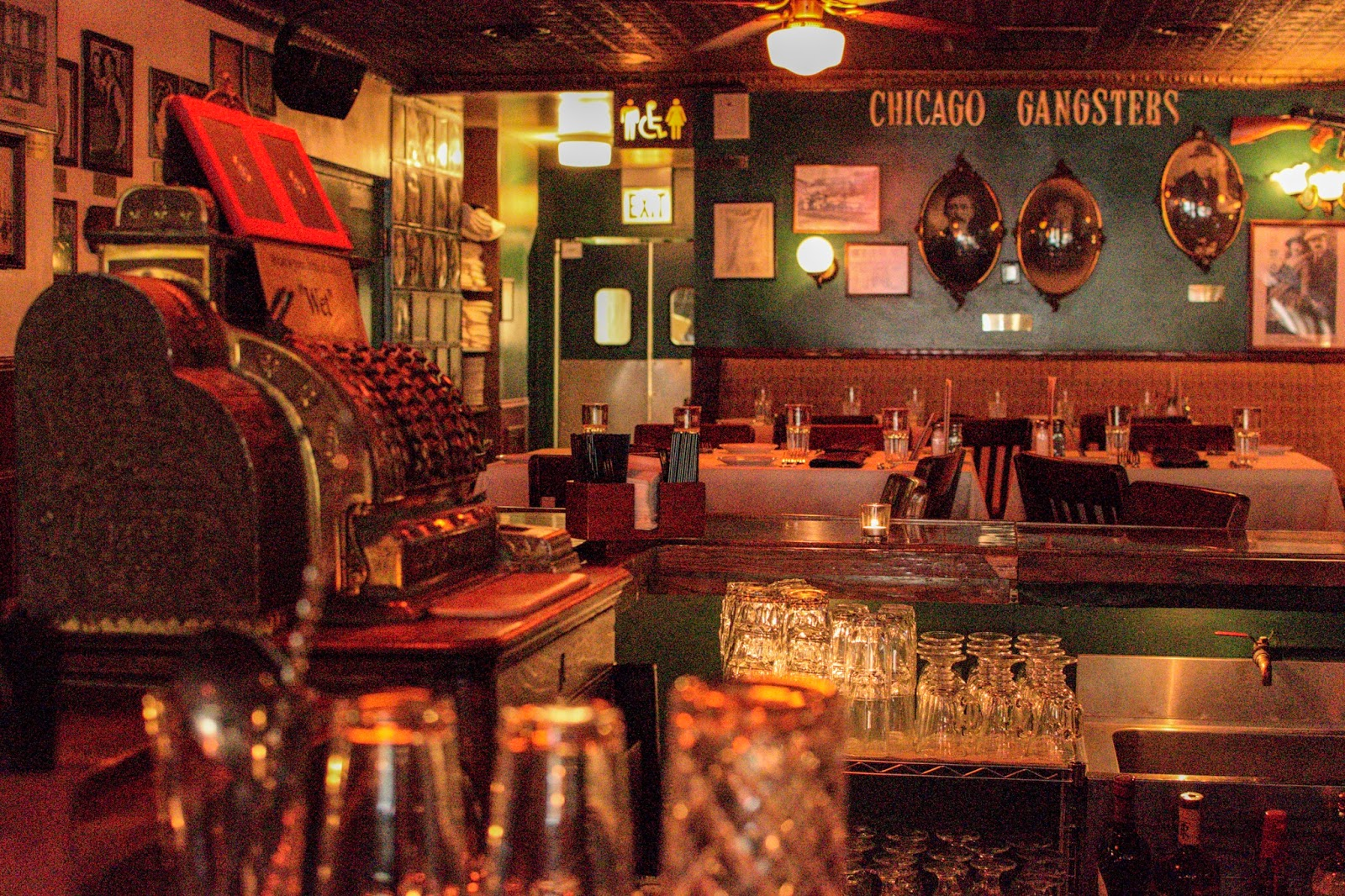 Chicago Chop House: Dinner Attire - Straight Function