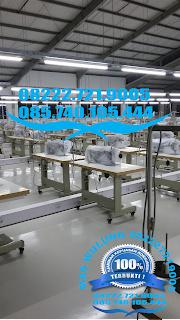 Spesialis epoxy lantai perusahaan konveksi garment textile jasa epoxy lantai