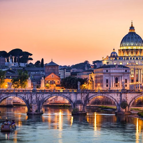 Places to Visit in the Immortal City of Rome