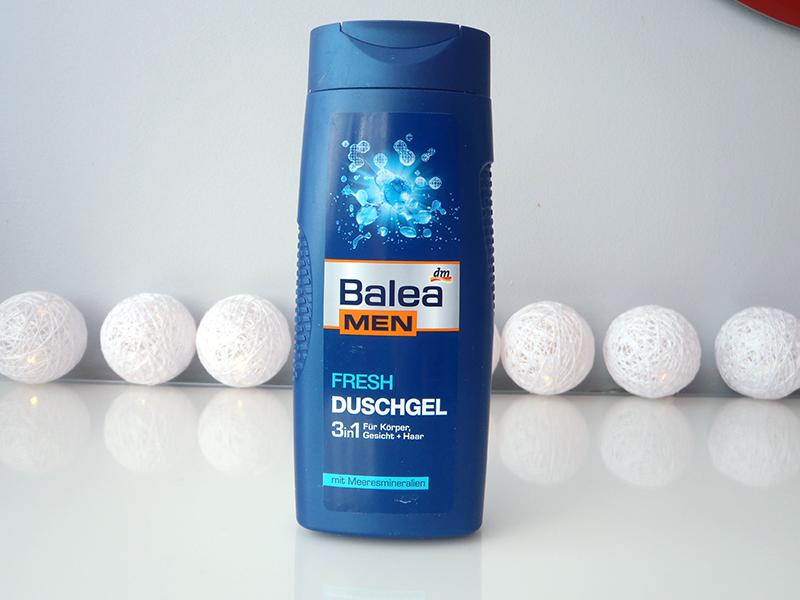 żel pod prysznic Balea, żel pod prysznic dla mężczyzn
