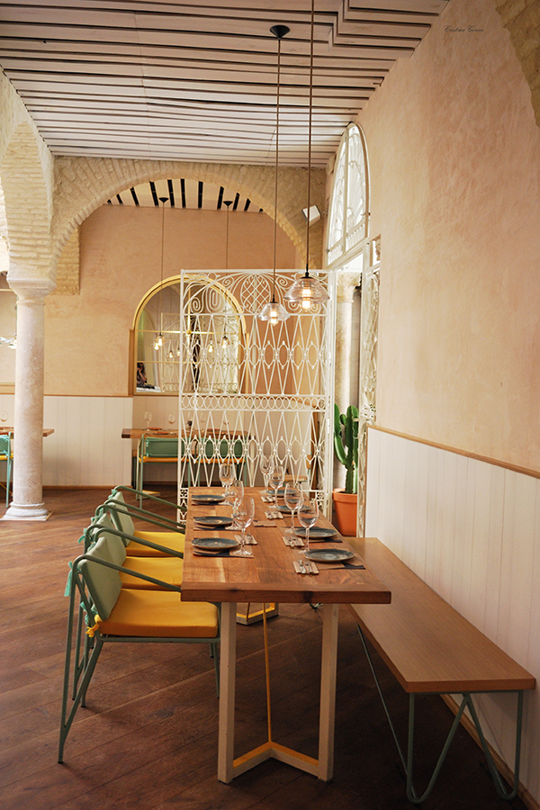 restaurante el pinton sevilla españa seville spain