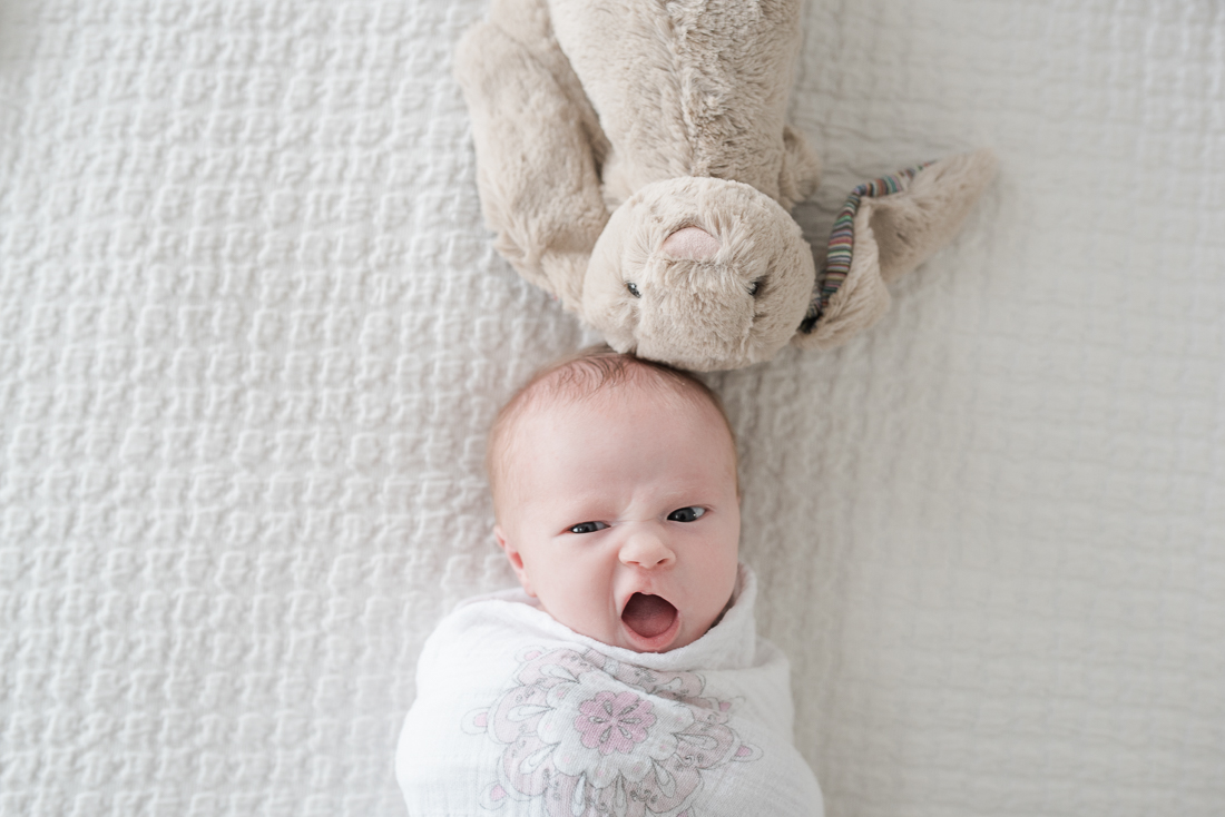 adorable newborn photography