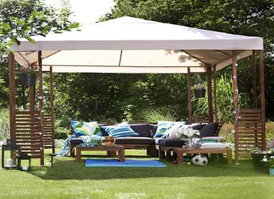 مظلات حدائق كارفور