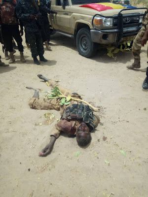 Nigerian,Chadian Army Kill 39 Boko Haram Terrorists In Joint Operations