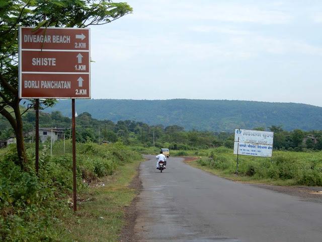 Mumbai to Diveagar Road