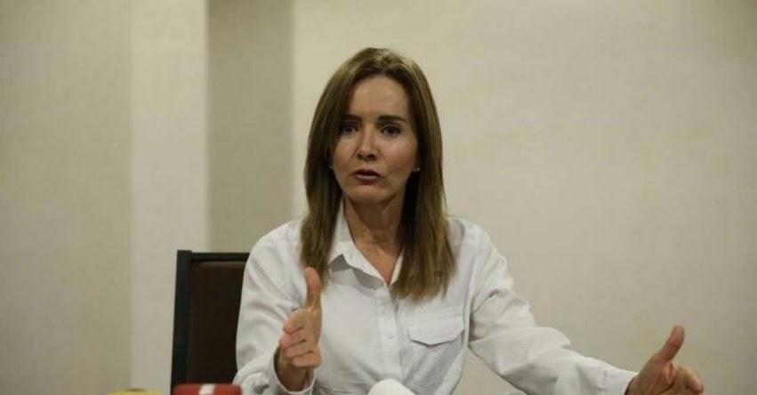 MINEDU: Seguiremos reunidos con los maestros para llegar a un acuerdo, informó la Ministra de Educación, Marilú Martens - www.minedu.gob.pe