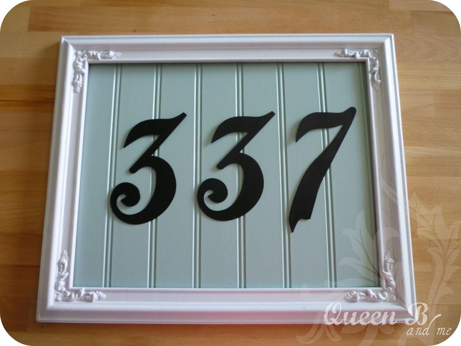 House Number Design Ideas: Joy Studio Design Gallery - Best