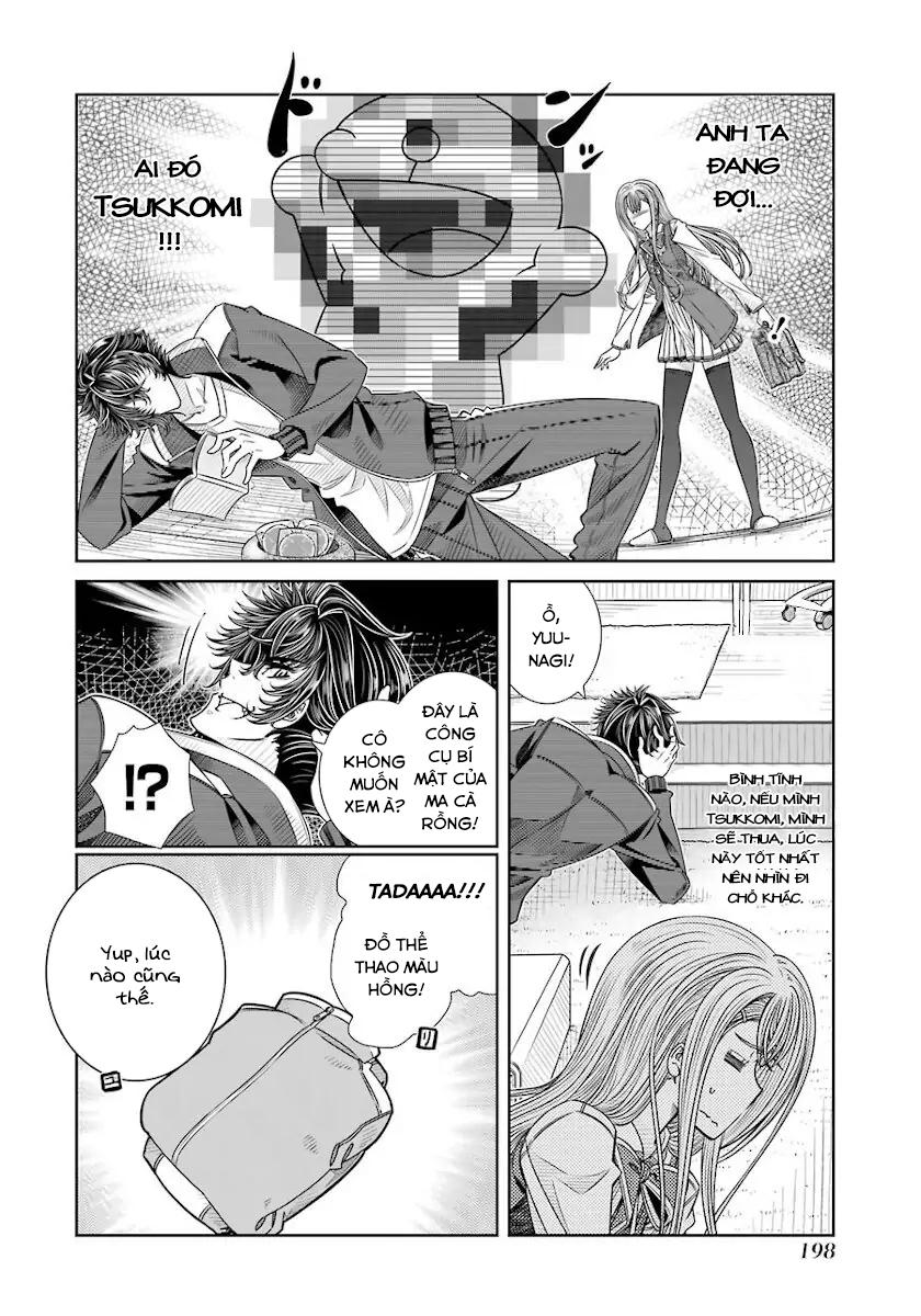 Seifuku no Vampiress Lord chap 16.5 - Trang 3