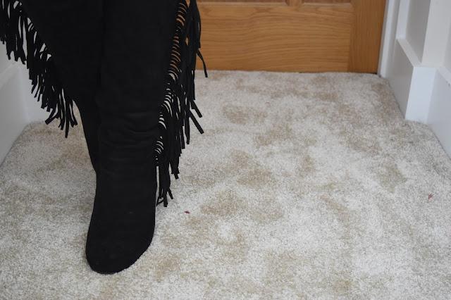 STYLE | Online Avenue Tassel Boots - Tassel Details
