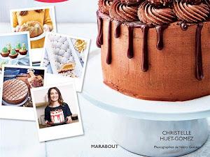 Mon nouveau livre de pâtisserie spécial Youtube !