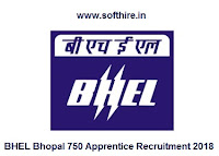 BHEL Bhopal 750 Apprentice Recruitment