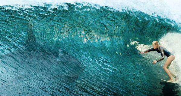 """Blake Lively contra Tiburón en """"Infierno Azul"""""""