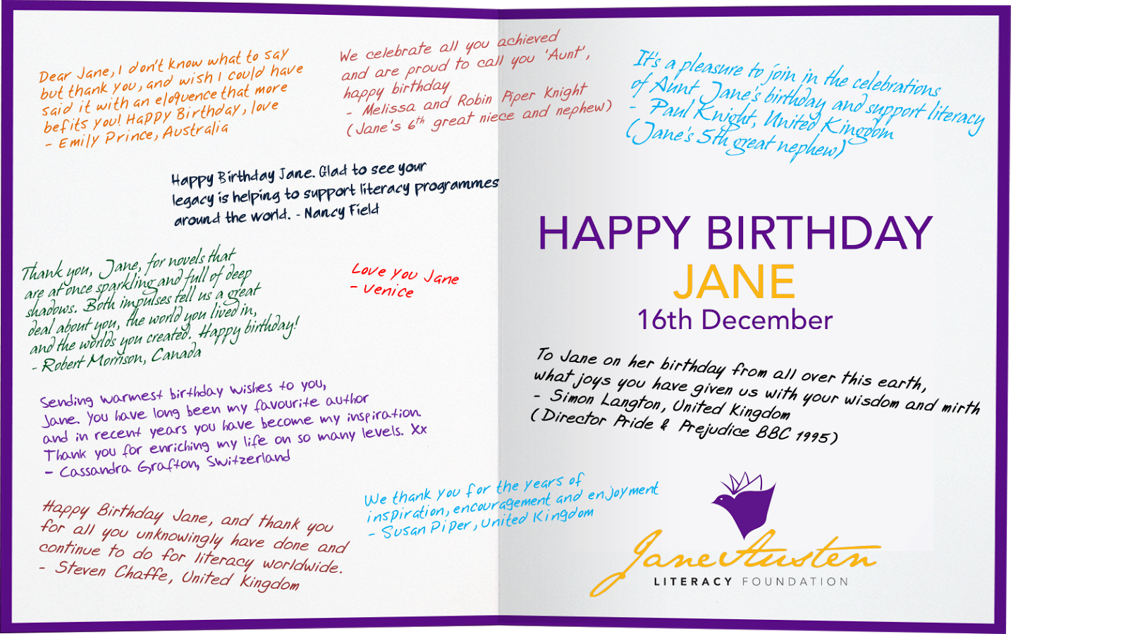 What to Write in a Birthday Card?