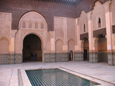 Ben Youssef Madrassa, Marrakesh