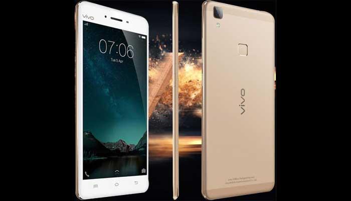 Harga dan Spesifikasi Smartphone Vivo V3