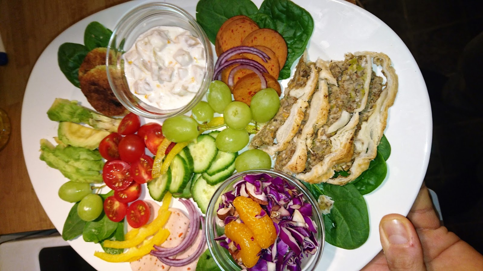 NY VEGETAR: Vegetarisk julefrokost - Vegansk julefrokost