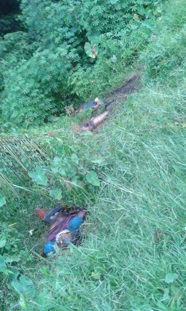 Empat Mayat Berulat diTemukan di TOREK SULONG Bachok