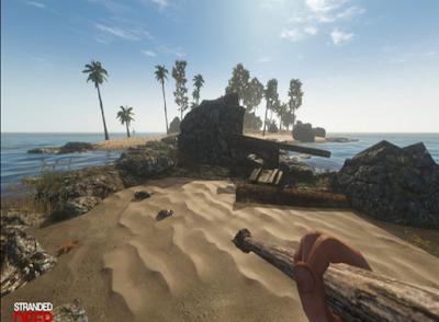 荒島求生中文版(Stranded Deep),第一人稱孤島冒險求生生存!
