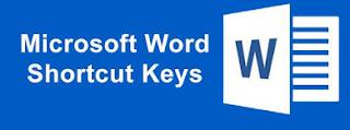 Daftar shortcut ms Word lengkap