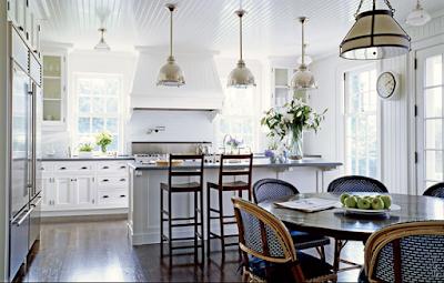 american kitchen style