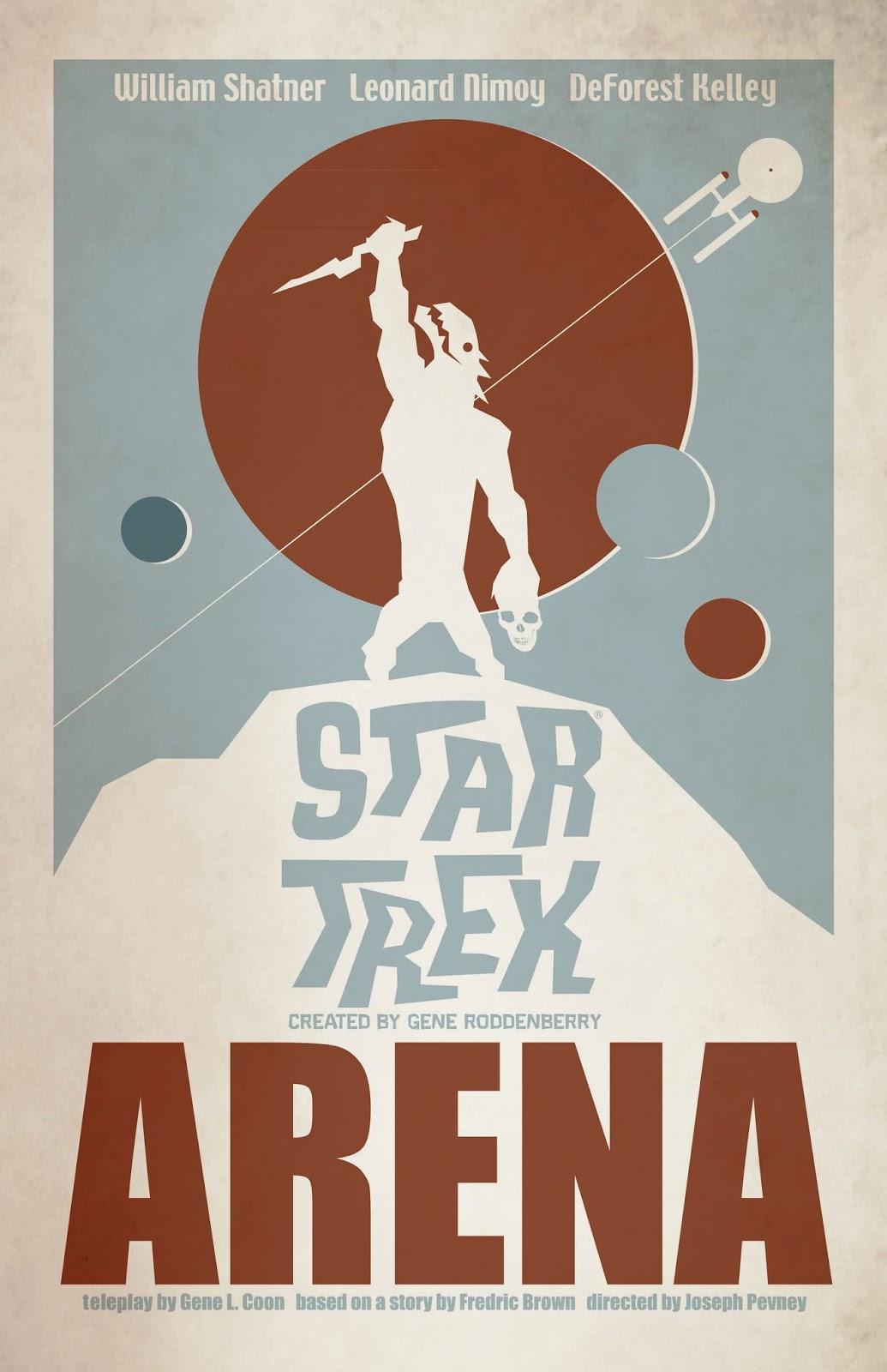Star Trek: The Art of Juan Ortiz Arena