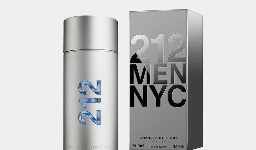 Perfume 212 Masculino Carolina Herrera
