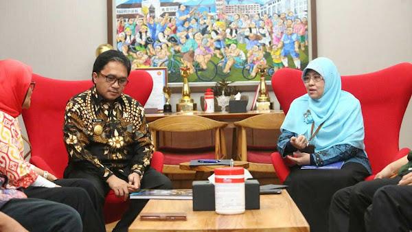 Muhammad Solihin, Penjabat Walikota Bandung Mulai Berkantor di Balai Kota Bandung