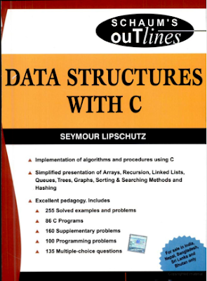 Schaum's Outlines: Data Structures with C