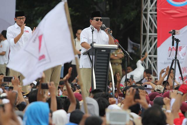 Dipersulit Kampanye, BPN Prabowo Merasa Didiskriminasi