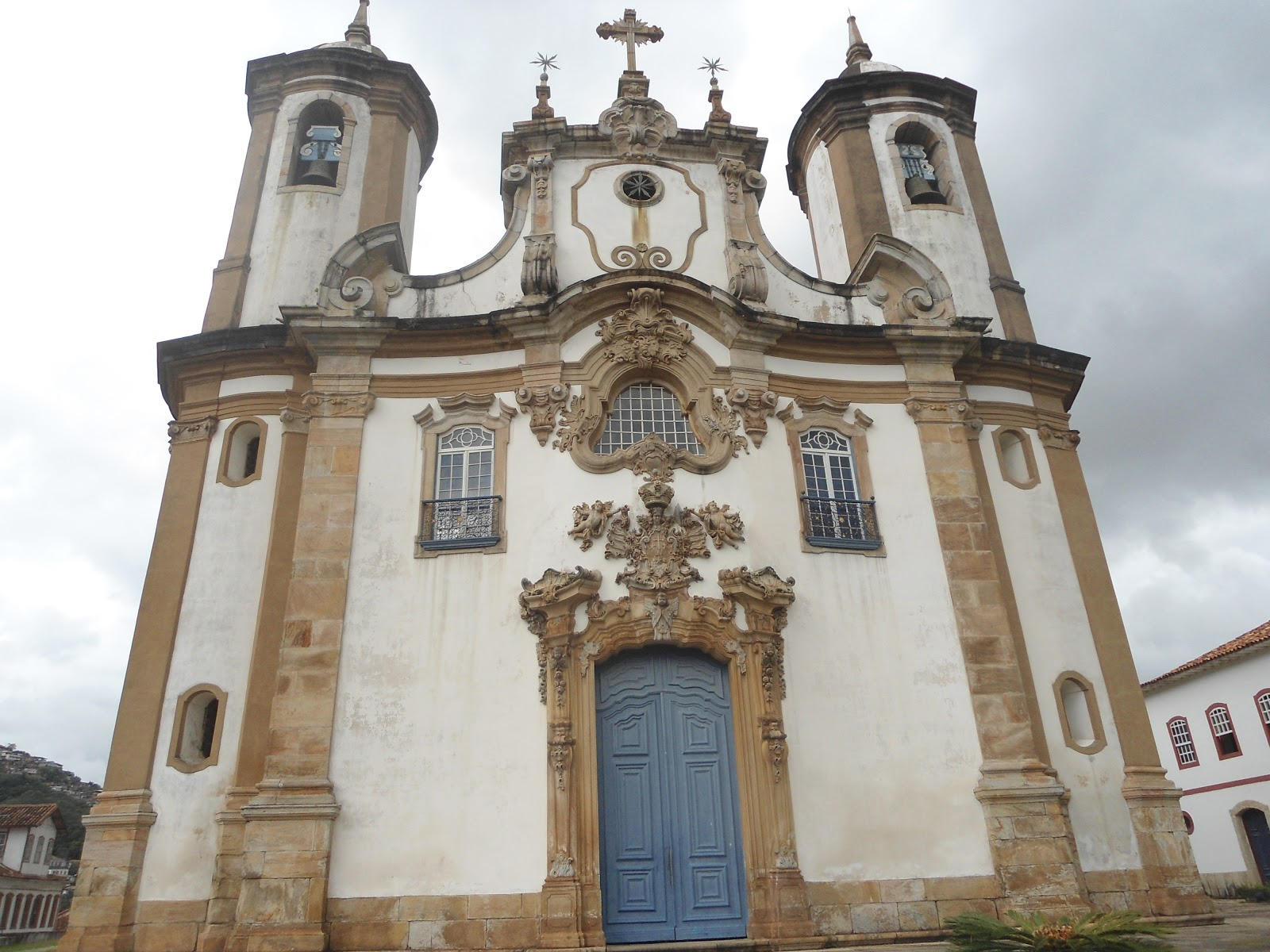 igreja nossa senhora do carmo ouro preto historia