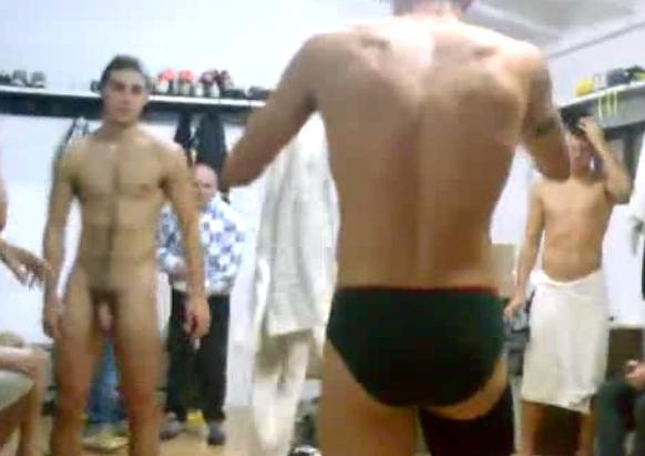 naked boys locker room