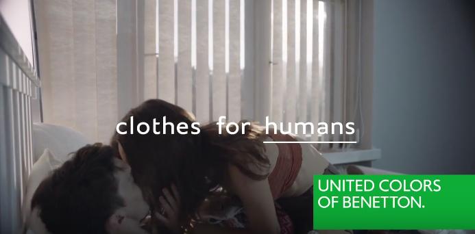 Canzone Benetton pubblicità Clothes for Humans - Musica spot Gennaio 2017