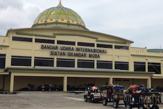 Bandar udara internasional sultan iskandar muda atau bandara SIM
