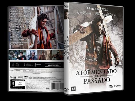 Capa DVD Atormentado Pelo Passado [Custom]