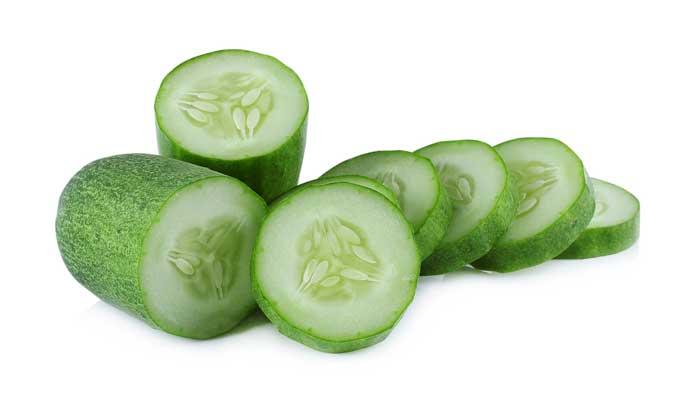 Natural Homemade Cucumber Face Pack